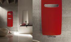 Découvrez le superbe sèche-serviettes Nuage d'Acova ! #deco #design