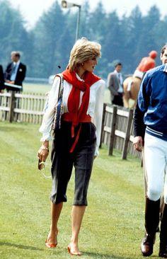 Princess Diana, 1983