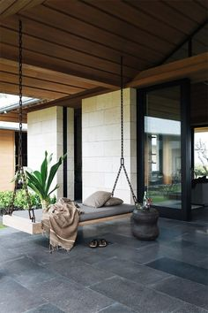 Inspiration: Die Perfekte Gartenlounge   Lilaliv Schaukeln,  Terrassengestaltung Ideen, Garten Terrasse, Wohnungseinrichtung