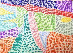 Color rain 1.st grade