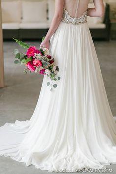 Hayley Paige Teresa wedding gown KMI Photography | Wrightsville Manor Weddings |Wilmington NC Photographers