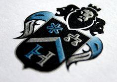 Hiranandani Coat of Arms by Darien Harris, via Behance