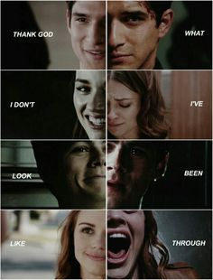 OT4 #teenwolf #Stydia #scallison tumblr