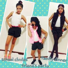 Jodi tailors an outfit for different occasions