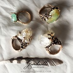 Positive energy jewelry | Jewelry for healing | healing stones | Giardinoblu Jewelry