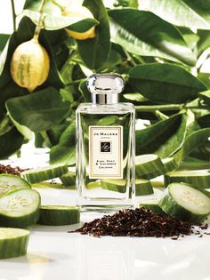 Jo Malone Earl Grey & Cucumber Cologne;)   To feel uneasy this photo new flavour...