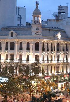 London-Paris Montevideo Uruguay