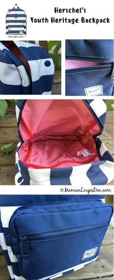 The Herschel Youth Backpack is not just for kids!