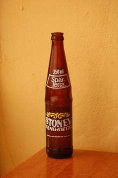 Stoney...mmmmm....love the ginger ale taste!