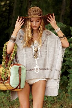 The Darker Horse: Summer Poncho