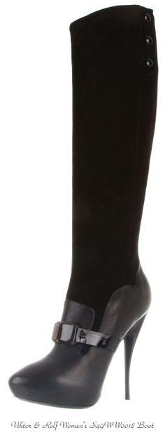 #Viktor & Rolf Designer Boot