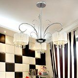 http://ift.tt/1MM4epv OOFAY LIGHT Simple and elegant 3-head crystal chandelier Modern crystal light for dining room Fashionable crystal chandelier of living room