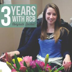 Happy Three Year #Workiversary to one of our lovely CSR's, Rachel! We wish you many more with R.C. Brayshaw!