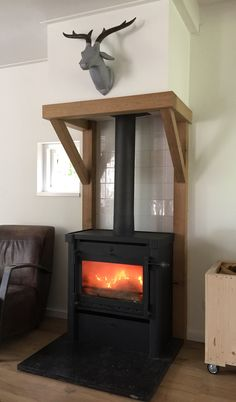 ideas diy wood kitchen stove for 2019 Kitchen Ideas New House, Kitchen Table Lighting Fixtures, Ikea Dining Room, English Cottage Interiors, Wood Burner, Family Room, New Homes, Kitchen Stove Diy, Diy Wood Stove