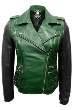 13c54fd1c 19 Best Green Leather Jackets images in 2019