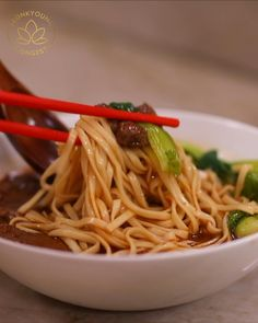 Asian Recipes, Mexican Food Recipes, Beef Recipes, Cooking Recipes, Cooking Videos, Soup Recipes, Amazing Food Videos, Beef And Noodles, Taiwan Noodle Recipe