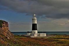 The Lighthouse , Alderney