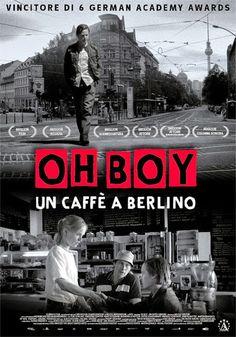 2013, poster art: Oh boy, un caffé a Berlino (2012)