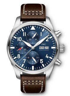 IWC -Pilot's Watch Chronograph
