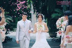 Mint Chalida & Mario Maurer lakorn wedding