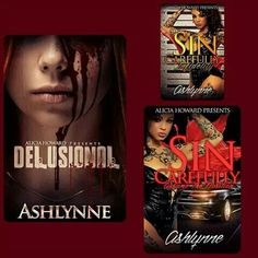 Have you 1-click, read & reviewed these great reads from Ashlynne? Available free with Kindle Unlimited! Go 1-click now!  *****************  Delusional Link: http://amzn.com/B00SSC1VOQ  Customer Review by Mary Savage The author's characters are really entertaining, well developed and believable, very real and compelling. This is a must read! I give this book a five start review.  Synopsis: Ariana is a heart broken girl who uses bed hopping as an excuse to shut out the world. Sleeping with…