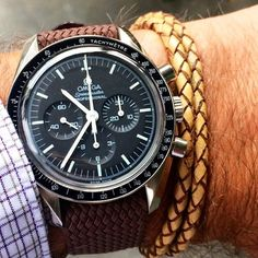 Perlon Watch Strap & The Alpha and...