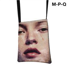 MPQ正規品◆SCAR FACE X HEAD BLUES_REVERSIBLE CROSS BAG