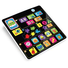 Smooth Touch Fun N Play Children's Bilingual Learning Tablet - Overstock™ Shopping - The Best Prices on Kidz Delight Electronic Learning
