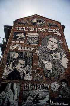 Kazimierz- in the old Jewish Quarter