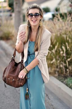 ...love Maegan   : Ways to Wear it: Maxi Dresses & Skirts Fashion + DIY + Home + Lifestyle