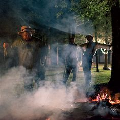 Michael Twitty doesn't just want you to know the history of Southern food. He wants you to taste it