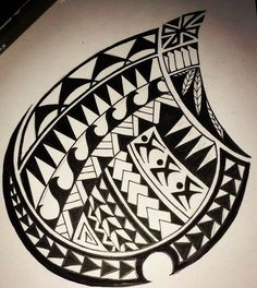 Ideas tattoo geometric wolf design behance for 2019 Tribal Turtle Tattoos, Tribal Sleeve Tattoos, Black Ink Tattoos, Wolf Tattoos, Polynesian Tattoo Designs, Maori Tattoo Designs, Tattoo Sketches, Tattoo Drawings, Trible Tattoos