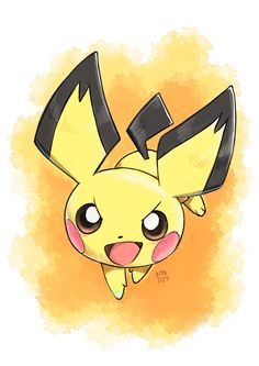 Media Tweets by ヤマトコアラ (@KoaraYmt)   Twitter Pichu Pikachu Raichu, Cute Pikachu, Cool Pokemon, Pokemon Team, Pokemon Stuff, Pikachu Evolution, Cute Pokemon Wallpaper, Super Smash Bros, Cute Faces