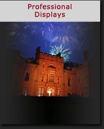 Professional Firework Displays Birmingham