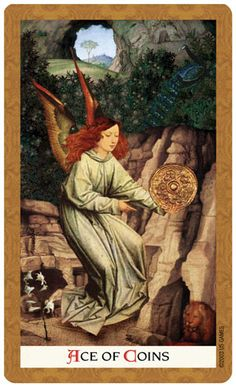 Golden Tarot published by U.S. Games Systems, Inc.