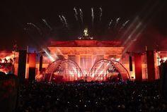 Events am Brandenburger Tor