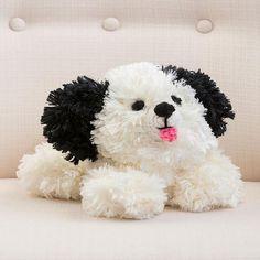 Irresistible Crochet Puppy