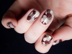 #nails #pretty #prom #edressme #prom2k15 #promnails #beautiful #nailart