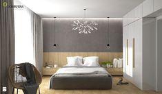 Sypialnia styl Nowoczesny - zdjęcie od ESSA Architektura - Sypialnia - Styl Nowoczesny - ESSA Architektura