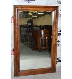 Indyjskie drewniane #lustro wyprodukowano w Indiach Model: GA-IND-59 tylko na 336 zł. Kupuj online @ http://goo.gl/8NKwLw