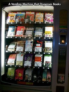 Yes, please!! This Should Be In Every Airport, gasoline station, fast food restaurants, etc., everywhere!!!