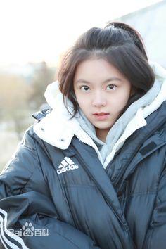 Pretty Girls, Cute Girls, First Love, My Love, Cute Love Quotes, China, Ulzzang, Rain Jacket, Windbreaker