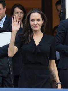 Angelina Jolie será professora em universidade de Londres