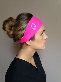 Perfect headband for hygienists. #dentistry
