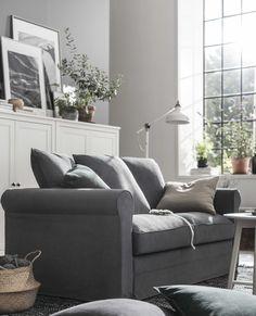 Wit Leren Bankstel Te Koop.92 Beste Afbeeldingen Van Banken Ikea Interieur En Meubel Ideeen