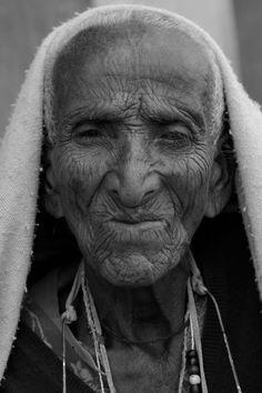 Ethiopian Portrait IV by Nicole Cambré on 500px