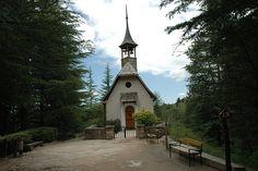 Iglesia  en la cumbrecita  Cordoba  Argentina