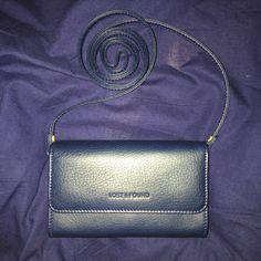 Minitasche in marine -  der perfekte Alltagsbegleiter  Minibag in darkblue -  your perfect companion Shopper, Bags, Fashion, Accessories, Pocket Wallet, Handbags, Moda, Fashion Styles, Fashion Illustrations