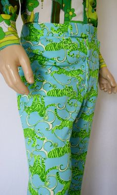 Vintage 1970's LiLLY PuLitZeR Men's Stuff by ElectricLadyland1, $374.99