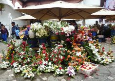 The Markets in Cuenca, Ecuador